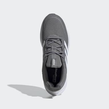 Men Running Grey Energyfalcon Shoes