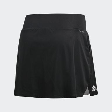 Falda Club Negro Mujer Tenis