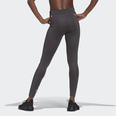 Women Sportswear Grey Tights