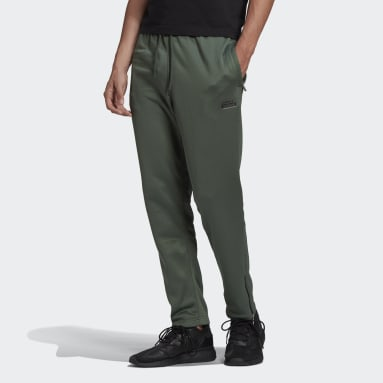 Men Originals Green R.Y.V. Woven Track Pants