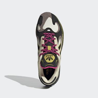 Men Originals Beige Yung-1 Shoes