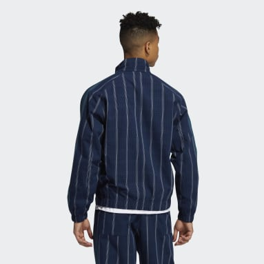 Track jacket SPRT Collection MW Blu Uomo Originals