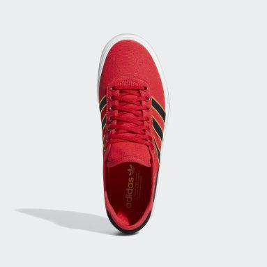 Originals Rød Delpala sko