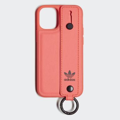 Capa Moldada com Correia para a Mão – iPhone 2020 de 5,4 pol. Rosa Originals