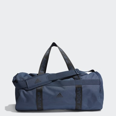 4ATHLTS Duffelbag, medium Blå