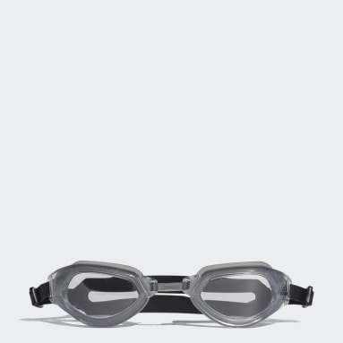 Zimní Sporty šedá Plavecké brýle adidas persistar fit unmirrored