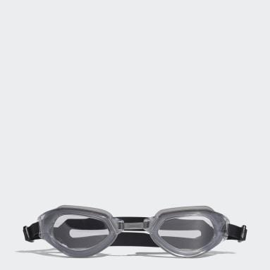 Zimné Športy Siva Plavecké okuliare adidas persistar fit unmirrored