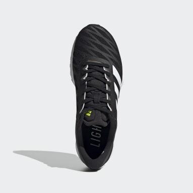 Erkek Koşu Siyah Adizero RC 3 Ayakkabı