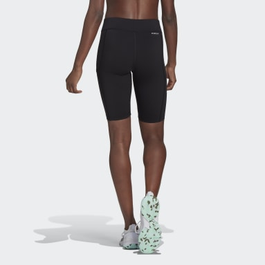 Tight Short Club Tennis Noir Femmes Tennis