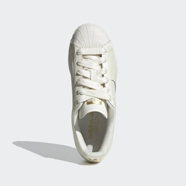 Dam Originals Vit Superstar Shoes
