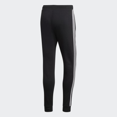 Pantalon 3-Stripes noir Hommes Originals