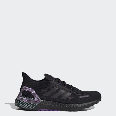Running Black Ultraboost 20 City Light Shoes