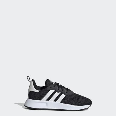 Children Originals Black X_PLR S Shoes