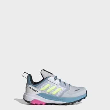 Chaussure de randonnée Terrex Trailmaker RAIN.RDY Bleu Enfants TERREX