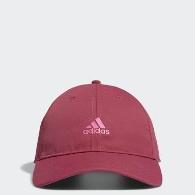 Women Golf Pink Tour Badge Cap
