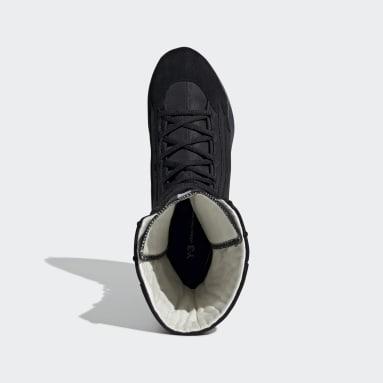 черный Ботинки Y-3 Taekwondo High