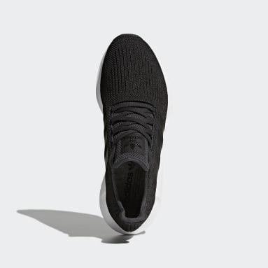 Women Originals Black Swift Run Shoes