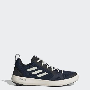 Men's TERREX Blue Terrex Boat S.RDY Water Shoes