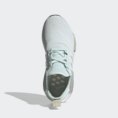 Women Originals Green NMD_R1 Shoes