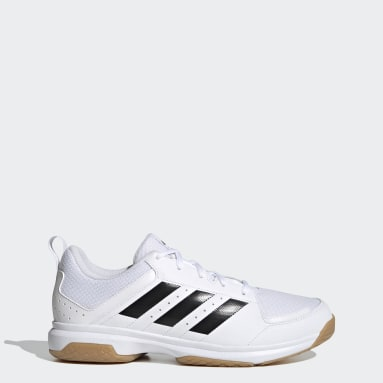 Zapatos de Fútbol Ligra 7 Cancha Cubierta Blanco Hombre Training