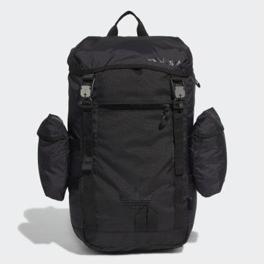 Originals Black Adventure Toploader Backpack