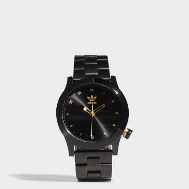 Originals Cypher_M1_SST Uhr Schwarz