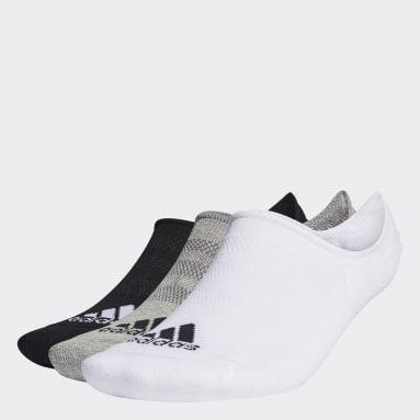 Men Golf Grey Low-Cut Socks 3 Pairs