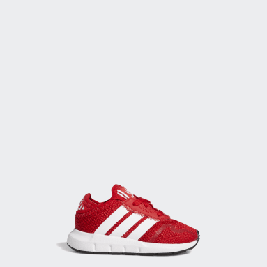 Kids Originals Red Swift Run X Shoes