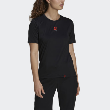 Camiseta Five Ten Bike TrailX Negro Mujer Five Ten