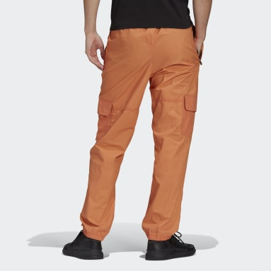Men Originals Orange R.Y.V. Track Pants
