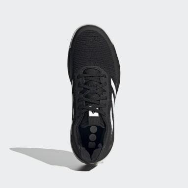 Women's Training Black CrazyFlight Volleyball Shoes