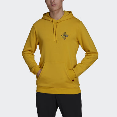 Sudadera con capucha Five Ten Graphic Amarillo Hombre Five Ten