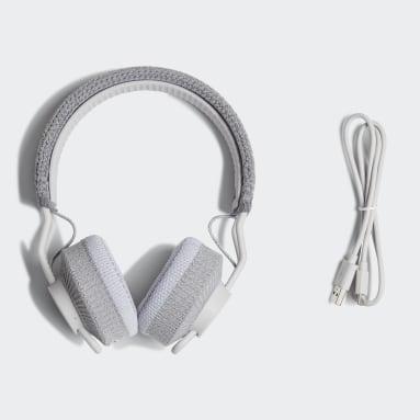 Běh šedá Sluchátka RPT-01 Sport On-Ear
