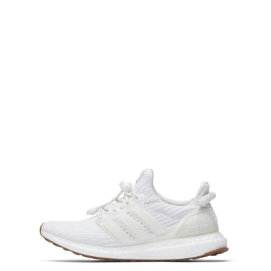 Men Running White Ultraboost OG Shoes