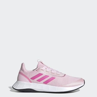 Women Running Pink QT Racer Sport Shoes