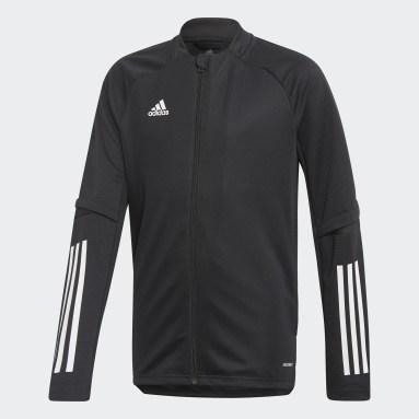 Kids Gym & Training Black Condivo 20 Training Jacket