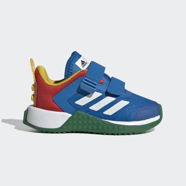 Deti Beh modrá Tenisky LEGO® adidas Sport