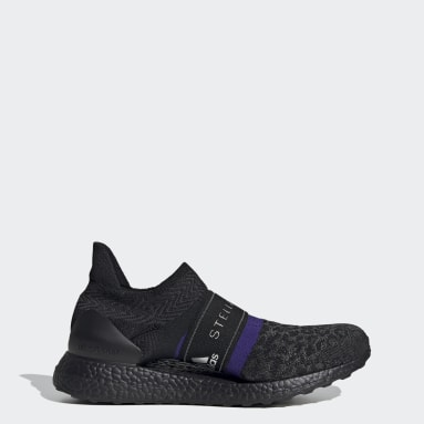 Chaussure adidas by Stella McCartney Ultraboost X 3D Knit Noir Femmes adidas by Stella McCartney
