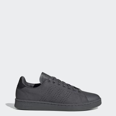 Mænd Tennis Grå Advantage sko
