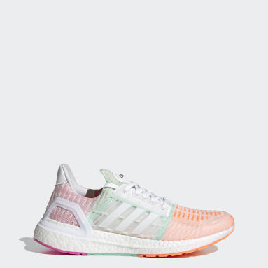 Men's Running White Ultraboost DNA CC_1 Shoes