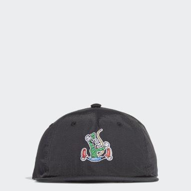 Originals สีดำ หมวกแก๊ป Goofy Granddad