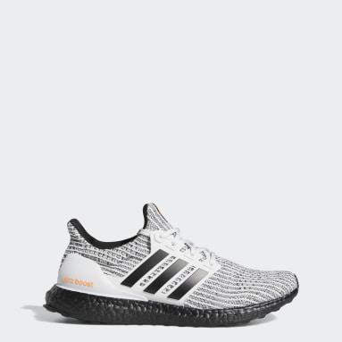 Men Running Grey ULTRABOOST 4.0 DNA M