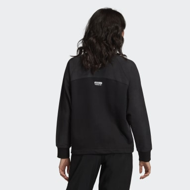 Women Originals Black R.Y.V. Sweatshirt