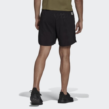 Men Running Black Made To Be Remade Running Shorts