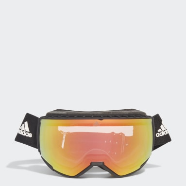 Skiing Black Snow Goggles SP0039