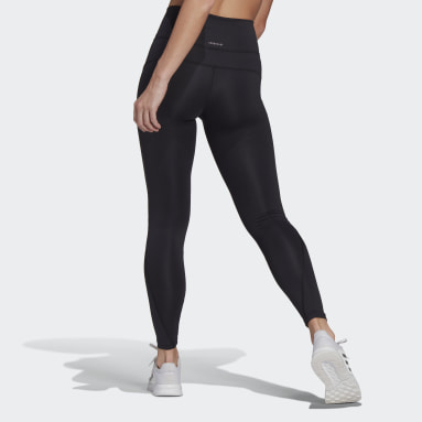 Women Gym & Training Black FeelBrilliant Designed To Move Leggings