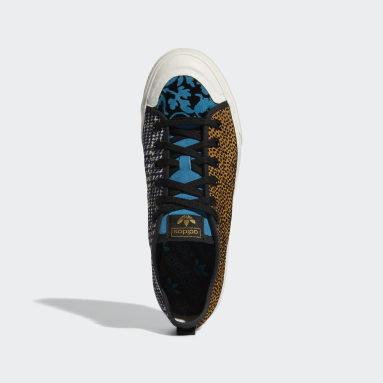Originals Black Nizza RF Shoes
