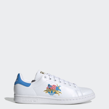 Zapatillas Egle Stan Smith Blanco Mujer Originals