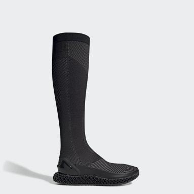 Women adidas by Stella McCartney Black adidas by Stella McCartney Alphaedge 4D High Shoes