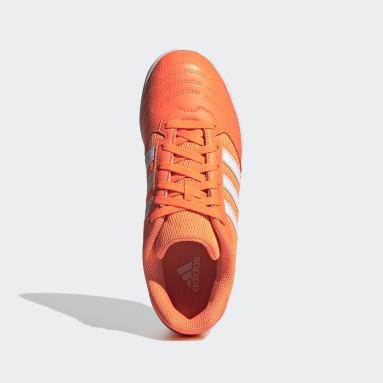 оранжевый Футбольные бутсы (футзалки) Super Sala
